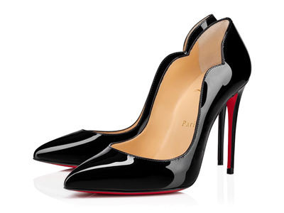 Christian Louboutin Hot Chick pumps